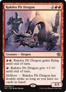 Rakdos Pit Dragon [DD3_JVC]