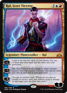 Izzet Drakes Deck for Magic: the Gathering