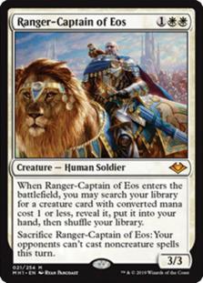 Ranger-Captain of Eos [J21]