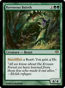 Ravenous Baloth [PRM] (F)