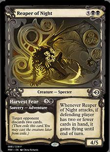 Reaper of Night [PRM] (F)