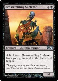 Reassembling Skeleton [M11] (F)