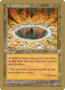 Reflecting Pool <Brian Selden> [WC98]