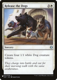 Release the Dogs [PLIST]