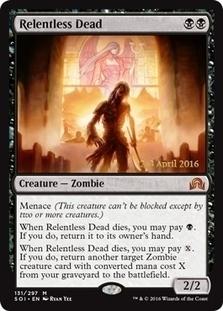 Relentless Dead [PRM-PRE] (F)