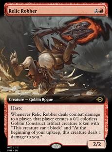 Relic Robber [PRM] (F)