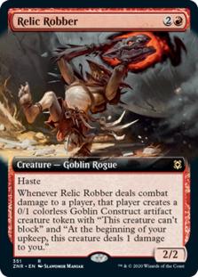 Relic Robber [PZNR] (F)