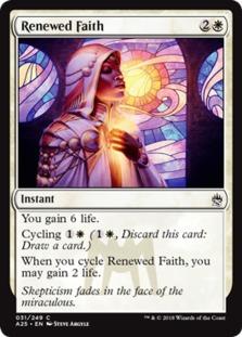 Renewed Faith [A25] (F)
