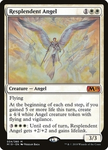 Resplendent Angel