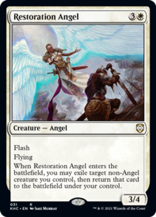 Restoration Angel [KHC]