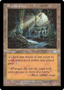 Rhystic Cave [PR] (F)