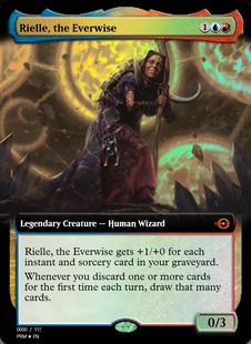 Rielle, the Everwise [PRM]