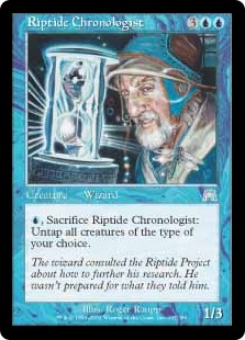 Riptide Chronologist