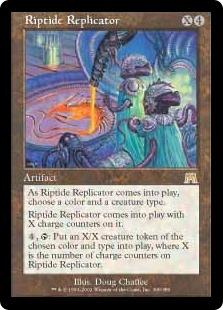 Riptide Replicator