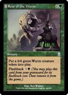 Roar of the Wurm [OD]