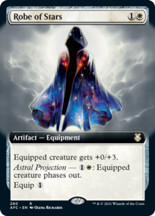 Robe of Stars <extended> [AFC]