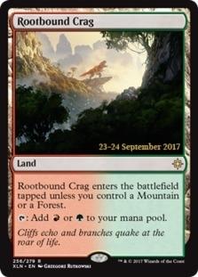 Rootbound Crag [PRM-PRE] (F)