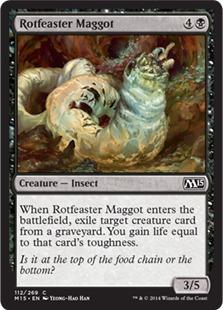 Rotfeaster Maggot [M15] (F)