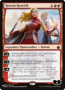 Rowan Kenrith [PLIST]
