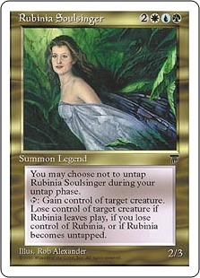 Rubinia Soulsinger