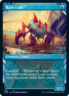 Ruin Crab <showcase> [ZNR]