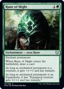 Rune of Might