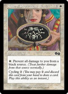 Rune of Protection: Black