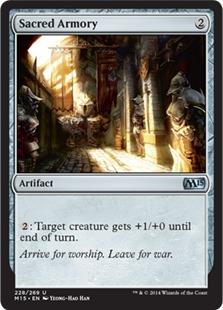 Sacred Armory