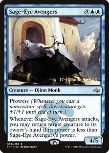 Sage-Eye Avengers [PRM-PRE] (F)
