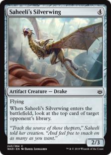 Saheeli's Silverwing