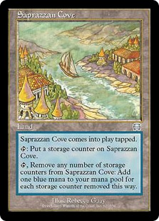Saprazzan Cove [MM] (F)
