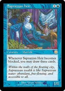 Saprazzan Heir [MM]