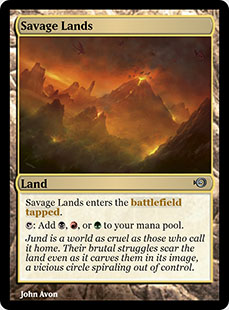 Savage Lands [PRM]