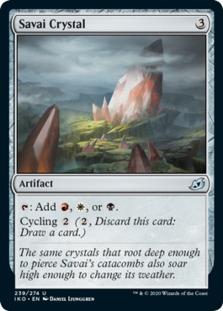 Savai Crystal