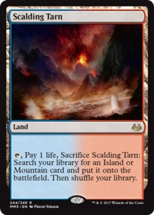 Scalding Tarn [MM3] (F)