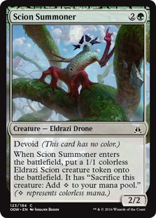 Scion Summoner