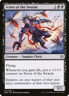 Scion of the Swarm