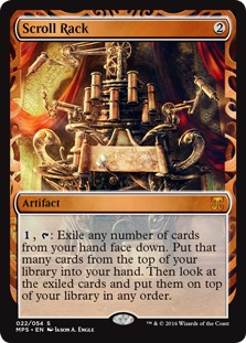 Scroll Rack [MS2] (F)