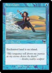 Sea's Claim