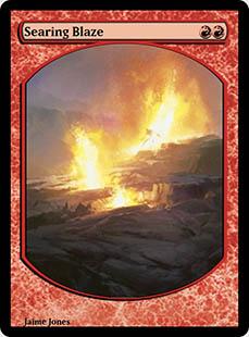Searing Blaze [PRM] (F)