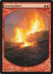 Searing Blaze Foil New MTG Worldwake Magic