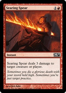 Searing Spear