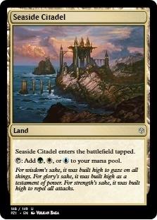 Seaside Citadel [PZ1] (F)