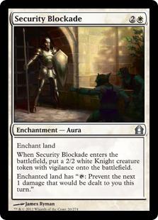 Security Blockade