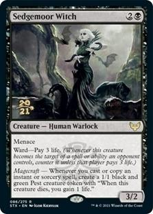 Sedgemoor Witch <prerelease> [STX] (F)