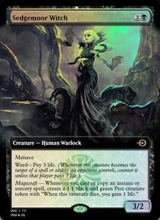 Sedgemoor Witch [PRM] (F)