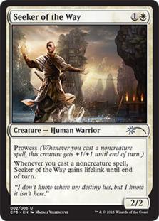 Seeker of the Way [PRM-MSC] (F)