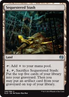 Sequestered Stash