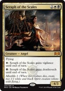 Seraph of the Scales [PRM-PRE] (F)