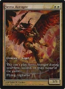 Serra Avenger [PRM-CHP] (F)